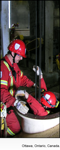 Confined Space Rescue Banner Image 1