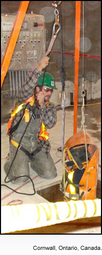 Confined Space Rescue Banner Image 2